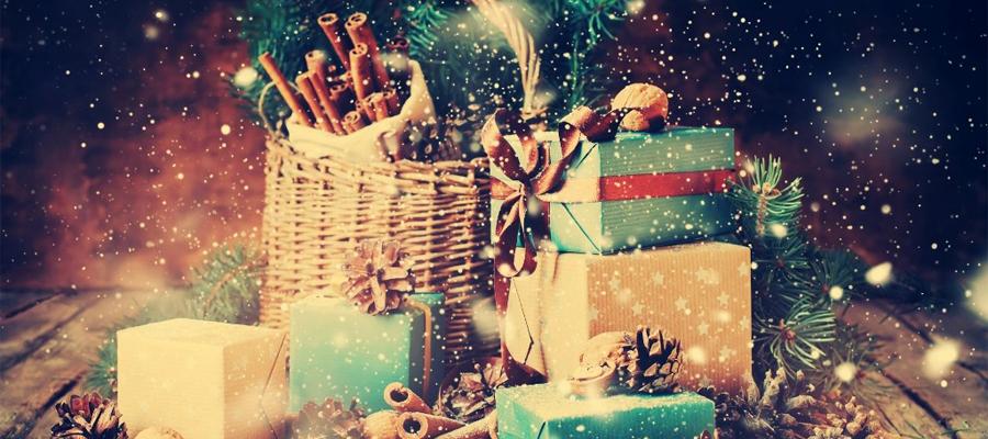 paniers garnis et les coffrets cadeaux