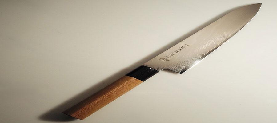 Le couteau de chef