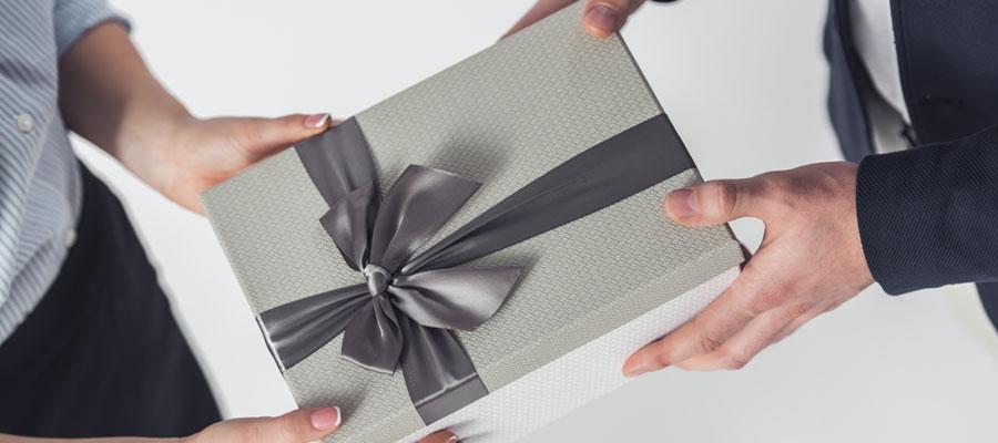 cadeau d'affaire