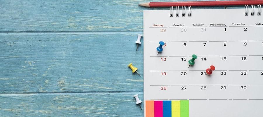 Réaliser un calendrier personnalisé