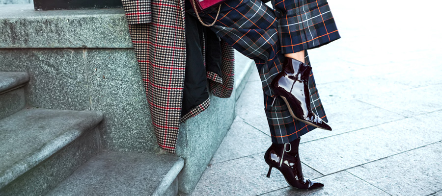Chaussures montantes